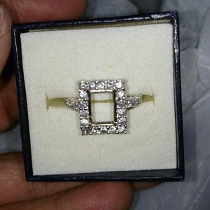 Jewelry - Sterlingsilver setting